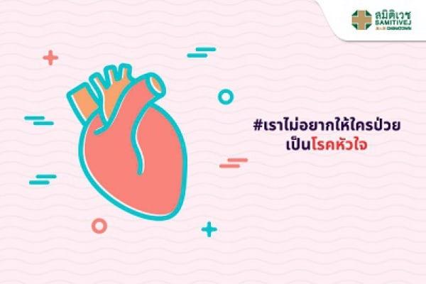 แพ็กเกจตรวจสุขภาพหัวใจ
